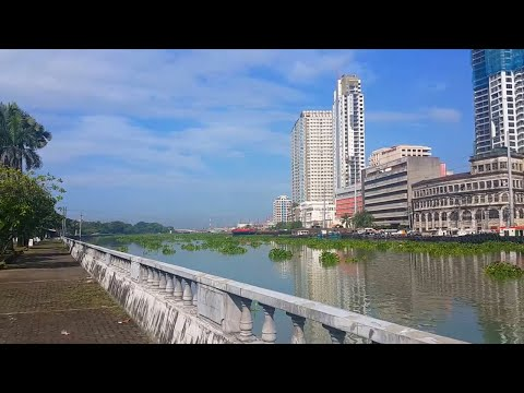 Fantastic Pasig River Paths