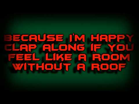 Because I'm Happy-Lyrics
