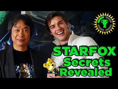 Game Theory SPECIAL: Miyamoto Reveals Star Fox Secrets!