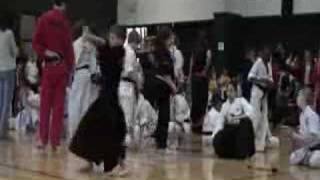 Shaw Allen XMA Sword Form