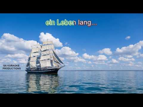 "Karaoke HD ""Seemann deine Heimat ist das Meer"""