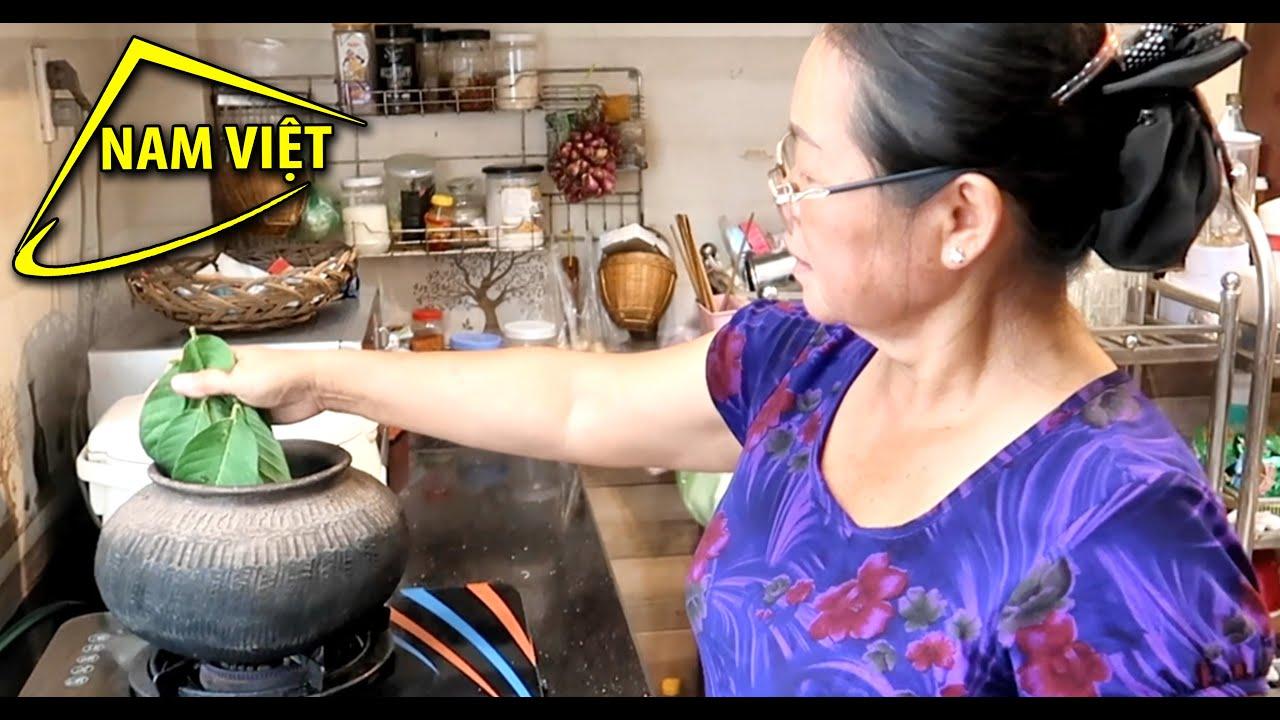 Má chồng chăm sóc nàng dâu (mẹ và bé sau sinh) - Nam Việt 1184