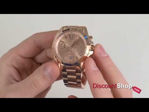 Marc Jacobs Watch - Gold ♥ from YouTube · Duration:  5 minutes 39 seconds