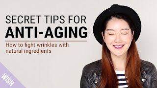 Why Do Korean Girls Look So Young? | Korean Anti Aging Skin Care Tips | Wishtrend