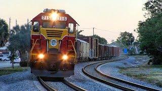 The Modern Florida East Coast Railway