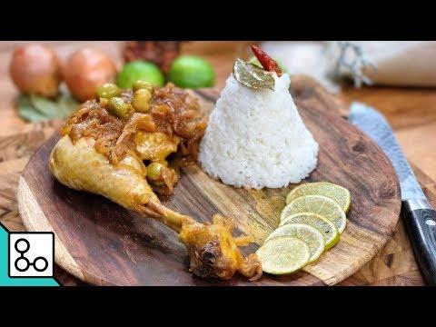 Le poulet Yassa - YouCook