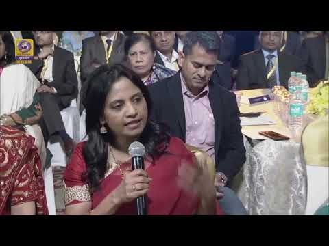 DG Doordarshan & ABU Vice president Supriya Sahu shared her views at ABU IDF 2019
