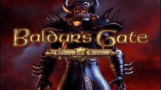 Baldur's Gate and Baldur's Gate 2: Enhanced Edition (PS4 Walkthrough/Guide) Part 01