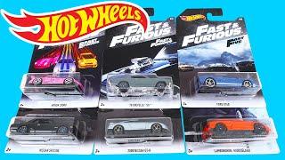 ホットウィール ワイルドスピード ホンダ S2000 ニッサン スカイライン GT-R フォード GT40 シボレー ランボルギーニ ムルシエラゴ ウォルマート限定 ミニカー コレクション ワイスピ