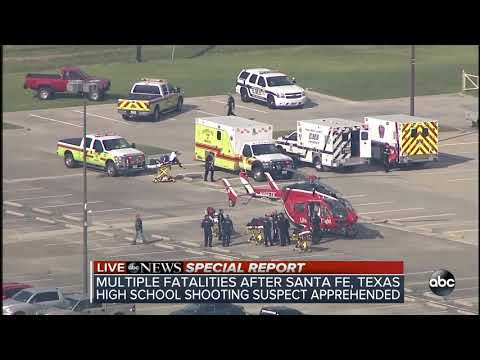 Multiple fatalities in shooting at Santa Fe High School | SPECIAL REPORT