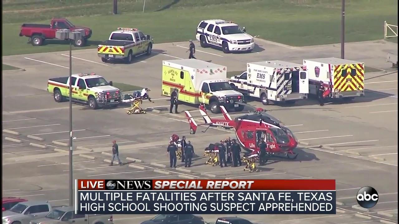 Multiple fatalities in shooting at Santa Fe High School | SPECIAL REPORT