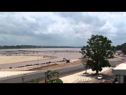 Mekong River, Vientiane, Laos
