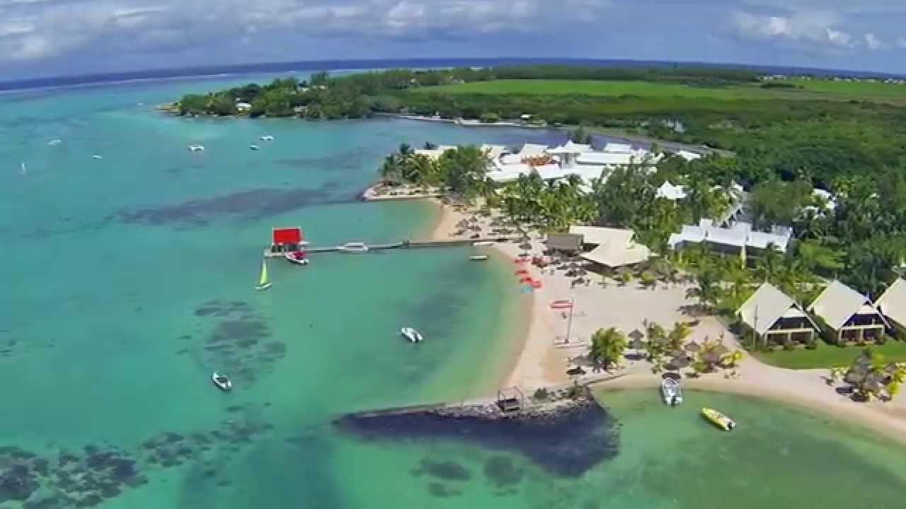 Preskil Beach Resort Mauritius Youtube