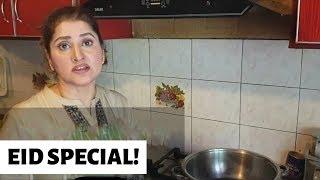 WHAT IS SAHIBA COOKING? | Eid Second Day | Jan Rambo | Sahiba Rambo | Lifestyle With Sahiba