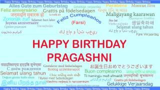 Pragashni   Languages Idiomas - Happy Birthday