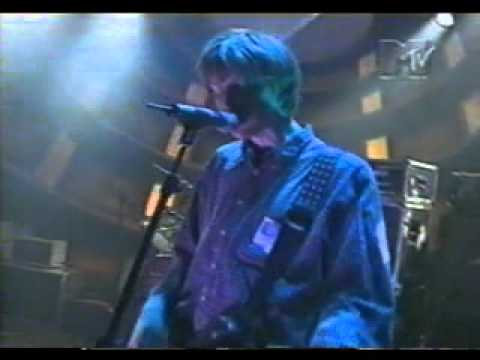 Sonic Youth - Junkie's Promise (Live Mtv Europe Studios - 1996)