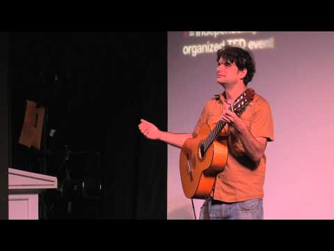 TEDxEastHampton - David Ellenbogen on Indian Classical Music