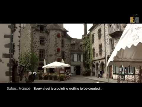 Salers, France - Les plus beaux villages de France