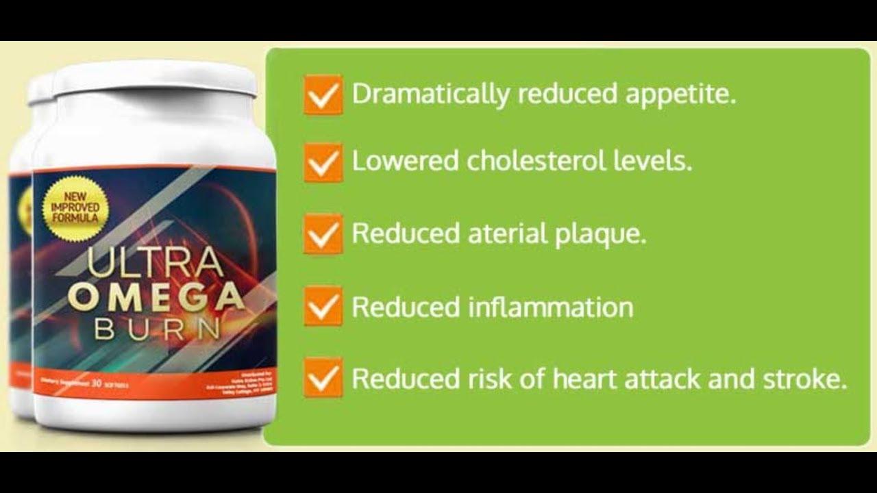 Ultra Omega Burn Review Does Ultra Omega Burn Really Work Or Scam