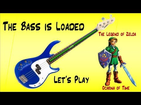 Let's Play Ocarina of Time, Episode 02 - The Origin of Gay Link Fanfiction