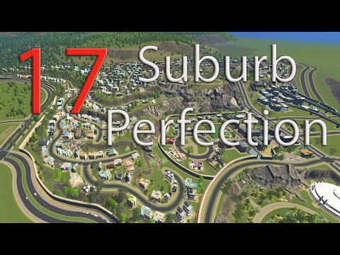 Cities Skylines: Suburban Perfection (17)