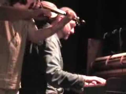 Graham Clark (violin) and Stephen Grew (piano) free improvisation
