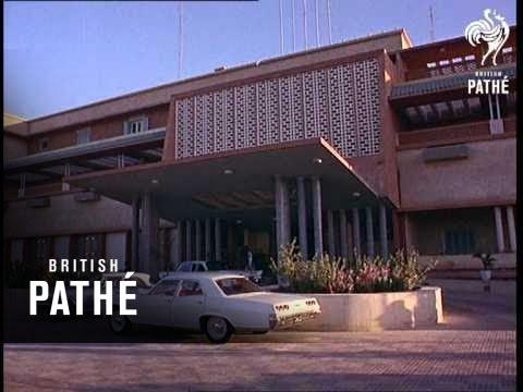 Saudi Arabia Aka English Medical Teams In Saudi Arabia (1966)