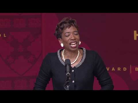 2018 Class Day Distinguished Speaker Carla A. Harris of Morgan ...