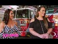 The Bella Twins and Nia Jax tour a fire station in New York: Total Divas, Jan. 10, 2018