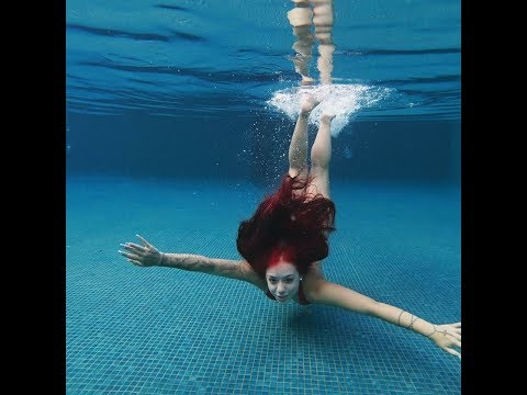 Costa Rica | Swimming underwater