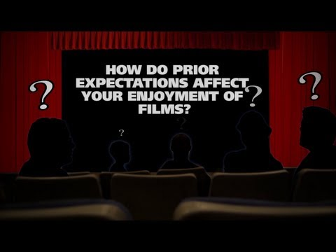 How do prior expectations affect your enjoyment of films? - The (Movie) Question!