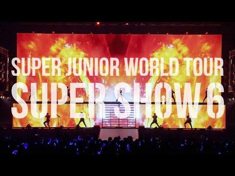 Super Show 6 | SJ-W♥RLD – A Super Junior blog