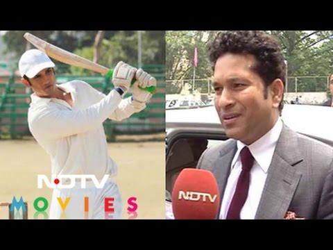 Sachin Tendulkar Thought Sushant Singh Rajput Was a Cricketer