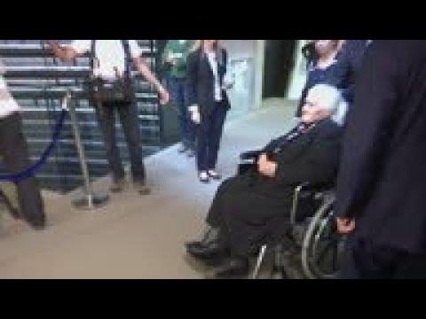 AJ - #GoodNews: She Hid Jewish Family; Meets Holocaust Survivors' Grandchildren