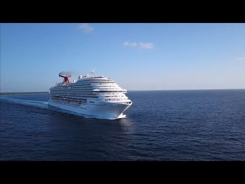 7 day Dream Carnival cruise 2017. Dex Rex Play's 21