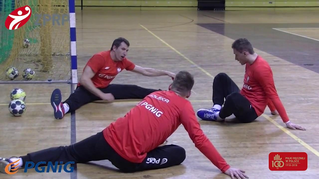 Trening Biało-czerwonych w Pruszkowie