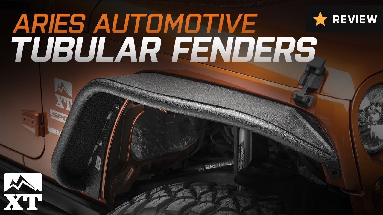 Jeep Wrangler Aries Automotive Tubular Fenders 2007 2016 Jk Review Bushwackercom 4945 Bushwackerbuilds Jeepwranglerfrontenddiagram J103502 J103503