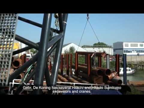 New SCX1000A-3 crawler crane - owner and operator share experiences