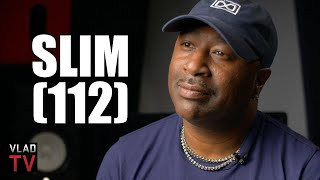 Slim (112) After 2Pac Dropped 'Hit 'Em Up' it Became More Dangerous at Bad Boy (Part 5)