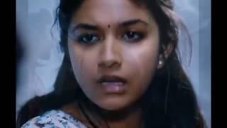 Actress Keerthi Suresh Hot  Boobs Show Latest