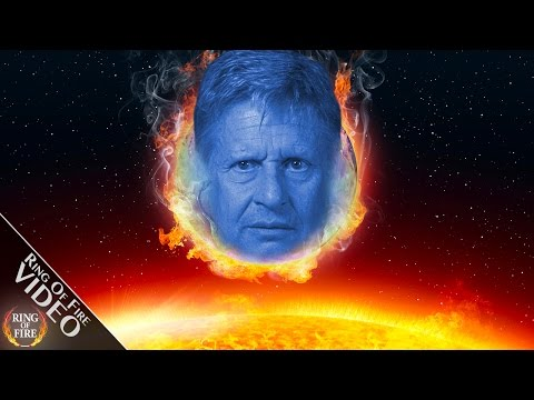 Gary Johnson Says The Sun Will Eventually Destroy Earth, So Screw Climate Change Action