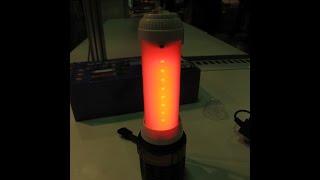 Светодиодный фонарь- Лампа! Купить alarmgadget.ru(Подписывайтесь на канал