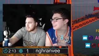 LosPollosTv's Brother's Funniest Twitch Moments #1
