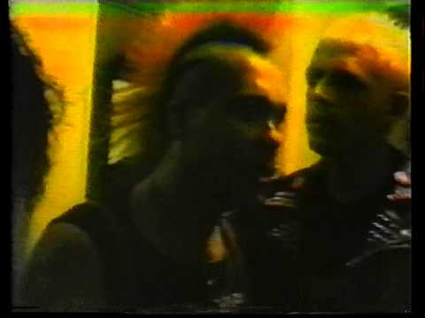 The Exploited Los Angeles 1984 - Alternative - Interview