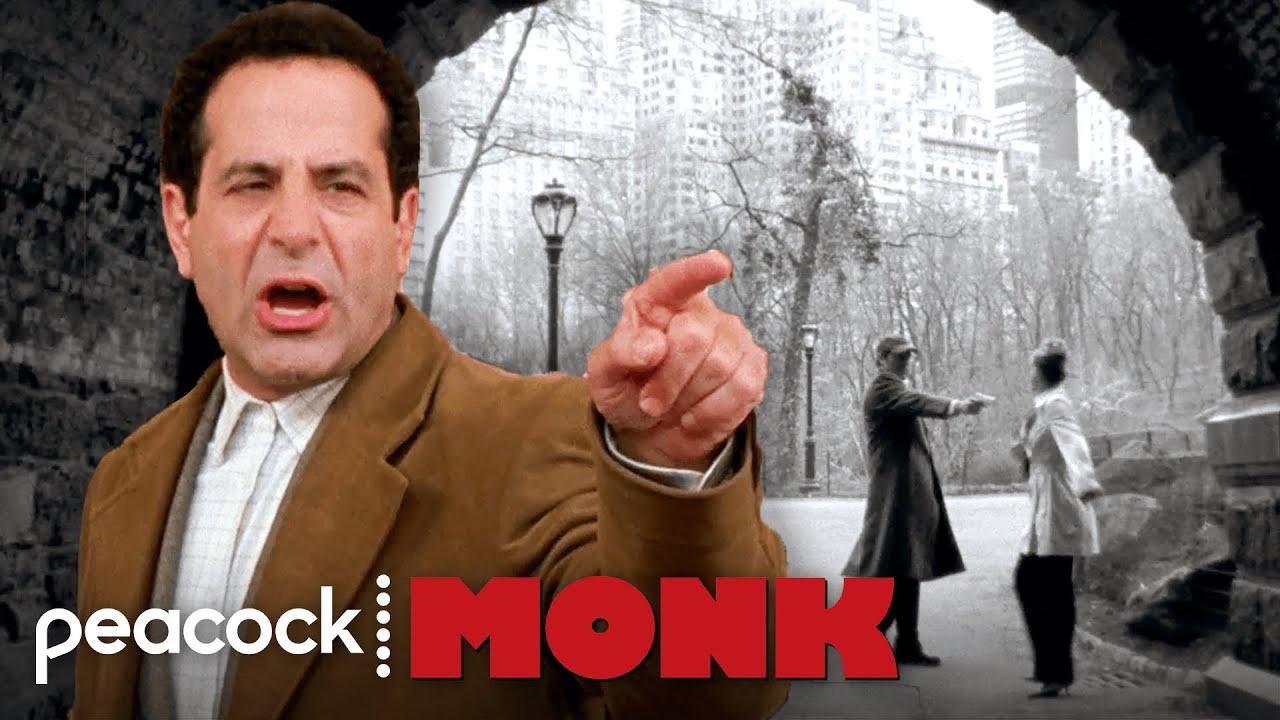 Download Monk Solves the Ambassador's Murder | Monk