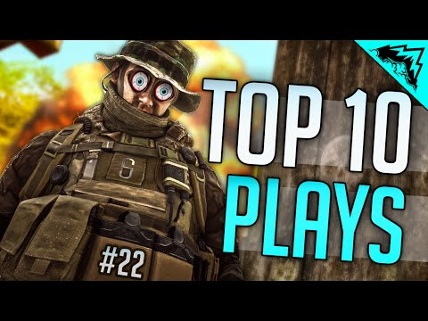 Battlefield 4 TOP 10 Funny Moments & Glitches (Teleport?, Knifing, Rotor Kill) Bonus Plays #22