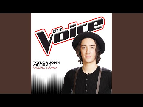Falling Slowly The Voice Performance