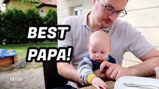 First Father's Day With Three! - June 21, 2020 - MeetTheWengers Daily Vlog