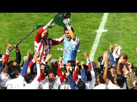 Toluca 1-2 Chivas, final de vuelta, Apertura 2006 (REUPLOAD, mejor calidad)