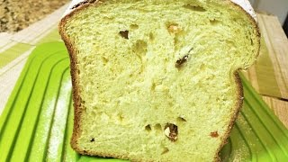 Пасхальный Кулич СОЛНЕЧНОЕ ЧУДО для лентяев  в хлебопечке.  Easter Bread.
